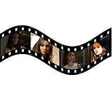 Buffy Faith Eliza Dushku 2 Photographic Print