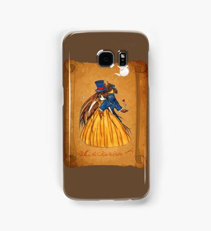 Wanted Beauty and the Beast Samsung Galaxy Case/Skin