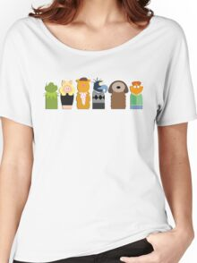 Play The Music, Light the Lights Women's Relaxed Fit T-Shirt