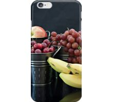 Healthy Eating Habits iPhone Case/Skin