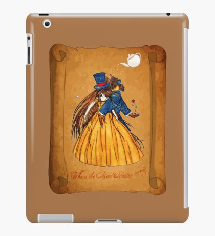 Wanted Beauty and the Beast iPad Case/Skin