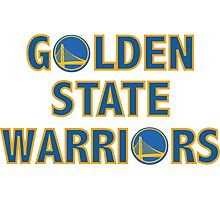 Golden State Warriors Photographic Print