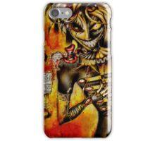Malki the Ringmaster iPhone Case/Skin
