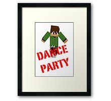 Dance Party! Framed Print