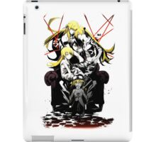 Shinobu Evo x Araragi V2 iPad Case/Skin