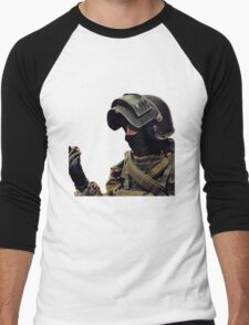 Spetsnaz Kindness Men's Baseball ¾ T-Shirt