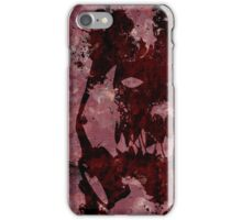 Fear iPhone Case/Skin