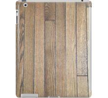 Hardwood Collection #1 - Dark Aged Wood iPad Case/Skin