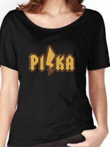 PI/KA Women's Relaxed Fit T-Shirt