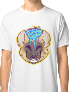 Cupcake Spotted Hyena Classic T-Shirt