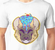 Cupcake Spotted Hyena Unisex T-Shirt