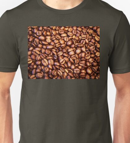 Perfect Coffee Beans Unisex T-Shirt