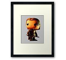 KINGSLAYER GAME OF THRONES Framed Print