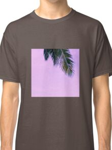 purple palm serenity Classic T-Shirt