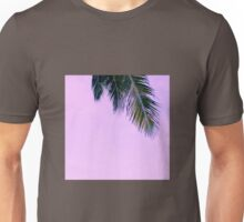 purple palm serenity Unisex T-Shirt