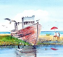 Hull of a retirement by Rob Beilby