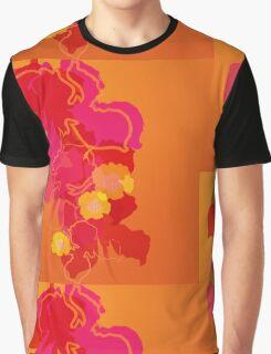 Iris flowers Graphic T-Shirt