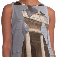 Inside Out Contrast Tank