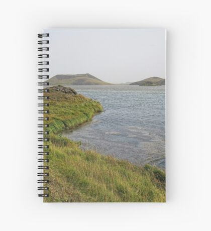 I Rest In Your Embrace Spiral Notebook