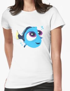 Baby Dory Womens Fitted T-Shirt