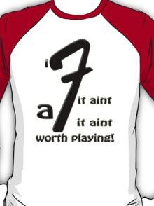 If it aint a Fender T-Shirt