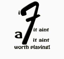 If it aint a Fender Men's Baseball ¾ T-Shirt
