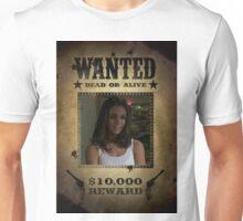 Buffy Faith Wanted Eliza Dushku 1 Unisex T-Shirt