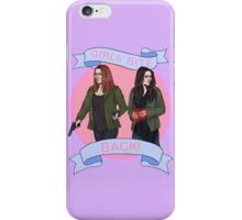 Girl Powers iPhone Case/Skin