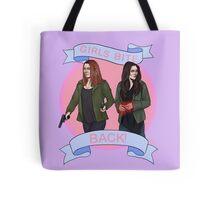 Girl Powers Tote Bag