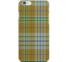 02523 Bernalillo County, New Mexico Fashion Tartan  iPhone Case/Skin