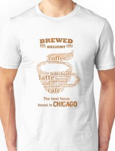 Watch Dogs - Brewed Delight Coffee Unisex T-Shirt