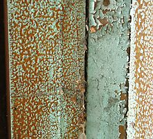 Weathered ~ Peeling Paint © by JUSTART