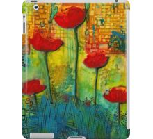 Flowers for My Son - March 2016 iPad Case/Skin