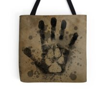 Wolf on the Inside Tote Bag