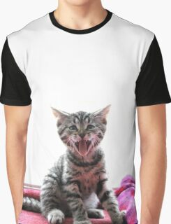 HAHA Funny Face! Graphic T-Shirt
