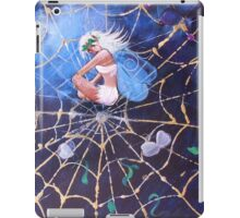 Join me in Tea, said the spider iPad Case/Skin