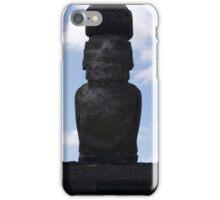 Moais iPhone Case/Skin