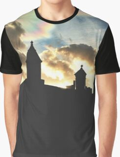 Polar stratospheric Clouds Graphic T-Shirt