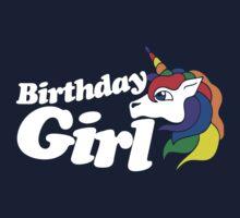 Birthday Girl One Piece - Short Sleeve