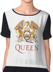 Queen Chiffon Top
