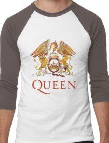 Queen Men's Baseball ¾ T-Shirt