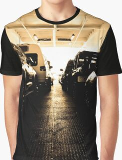 Parked Graphic T-Shirt