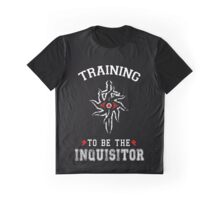 Training to be the Inquisitor Graphic T-Shirt