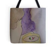 Eyeball Tea Tote Bag