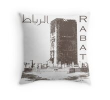 Rabat Throw Pillow