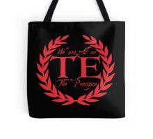 Todd Evf Precipice Wreath Tote Bag