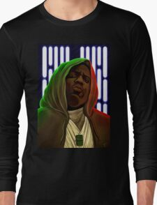 Jedis move in silence and violence Long Sleeve T-Shirt