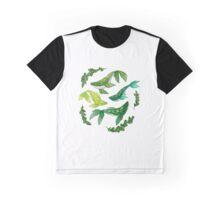 PLANT Whale Graphic T-Shirt