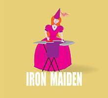 iron maiden by mangulica