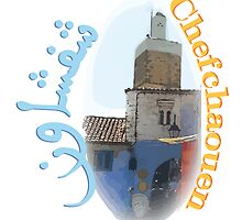 Chefchaouen by PhotoShopping
